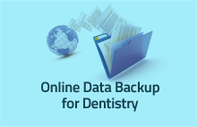 online data backup for dentistry