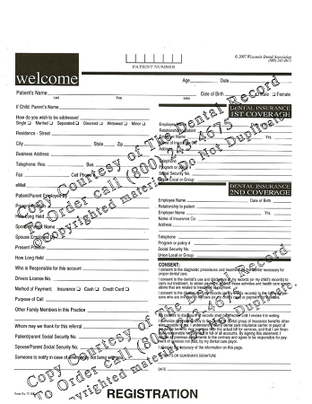 Year Digital Dental Patient Medical History Form Pdf