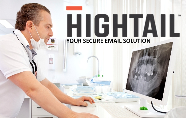 The Digital Dental Record Offers HIPAA Compliant Secure Email