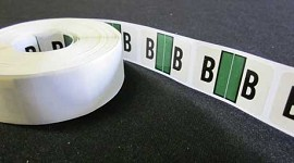 Series 7200 - Roll B - Dark Green